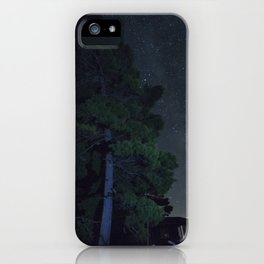 Stars. iPhone Case