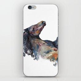 Horse #9 iPhone Skin