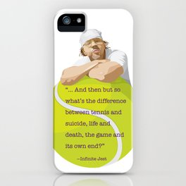 DFW: The difference iPhone Case