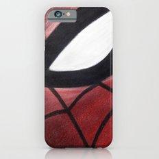 SPIDEY FACE iPhone 6s Slim Case