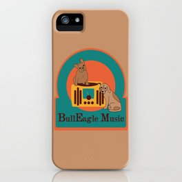 BullEagle Music iPhone Case