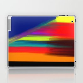 Abstract No 490 By Chad Paschke Laptop & iPad Skin