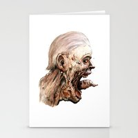 pain Stationery Cards featuring Pain by Roland Prinsler