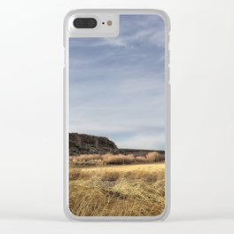 The Overlook Clear iPhone Case