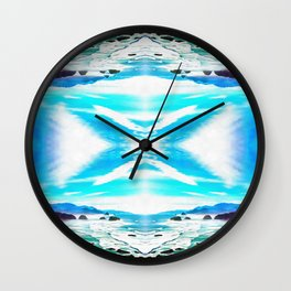 Beautiful Cool Morning Wall Clock