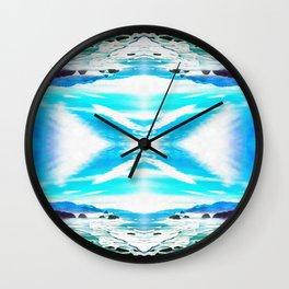 Beautiful Cool Morning Wall Clock