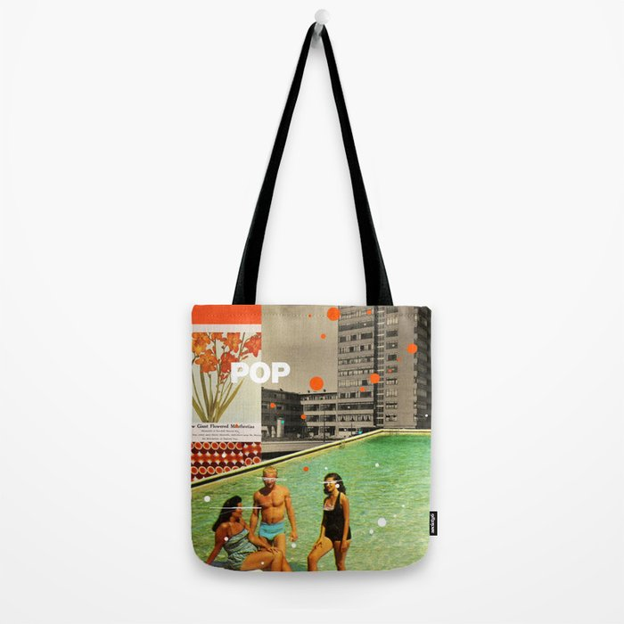 Pop Tote Bag