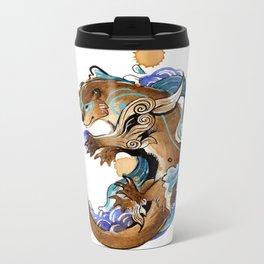 Otter Okami Metal Travel Mug