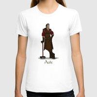 valar morghulis T-shirts featuring Aule by wolfanita