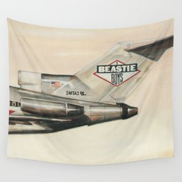 Beastie - Licensed to Ill -  Boys Wall Tapestry