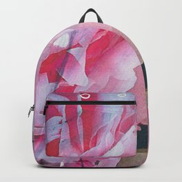 Pretty in Pink Peony Backpack