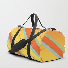 Diagonal Shift Duffle Bag