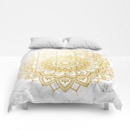 Pleasure Gold Comforters