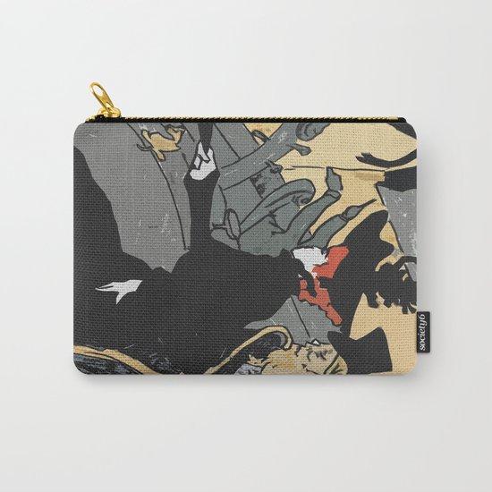 After Lautrec - Divan Japonais Carry-All Pouch