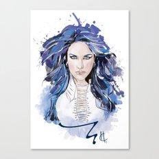Alissa White Gluz  Canvas Print