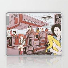 Aboard the Nostromo Laptop & iPad Skin