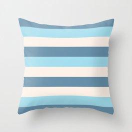 Stripes - Vacation Throw Pillow