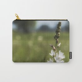 A Flower in a Field Carry-All Pouch