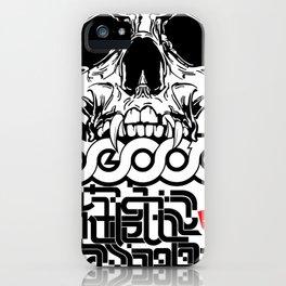 Decoy skl iPhone Case