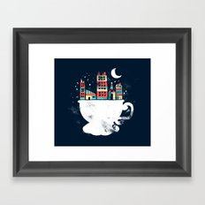 My Lill World Framed Art Print
