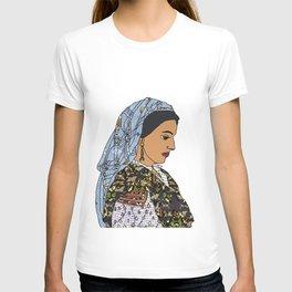 No Ban No Wall   Art Series - The Jewish Diaspora 001 T-shirt