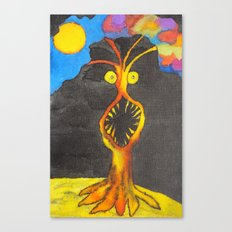 Missis Tree Canvas Print