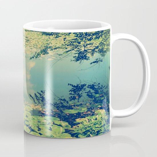 Lily Pad Pond Mug
