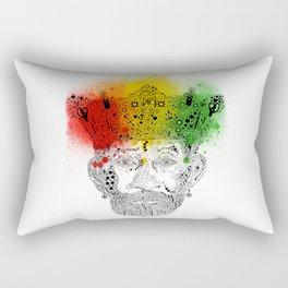 King of Arts Rectangular Pillow