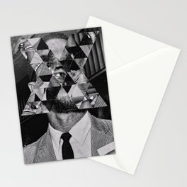 Malcolm x Stationery Cards