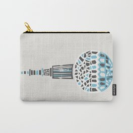 Berlin TV Tower Carry-All Pouch