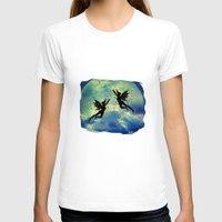 fairies T-shirts featuring Moon Fairies by haroulita