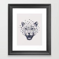 Nature´s Roar Framed Art Print