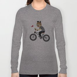 Mr.Bongo Cycling Long Sleeve T-shirt