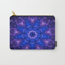 Sea Pattern 3 Carry-All Pouch