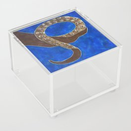Creature of Water (the tentacle) Acrylic Box