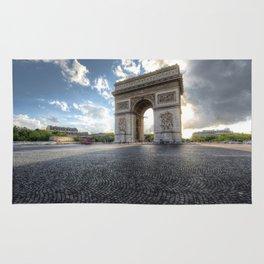 Arc de Triomphe Paris Rug