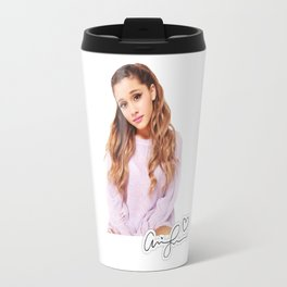 ArianaGrande Signature Travel Mug