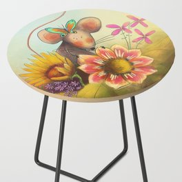 Spring Mouse Side Table