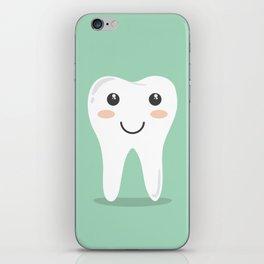 Cute Teeth iPhone Skin