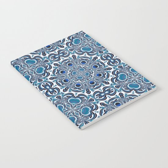 Snowflake fractal pattern Notebook