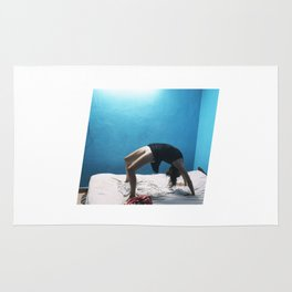 upside down Rug