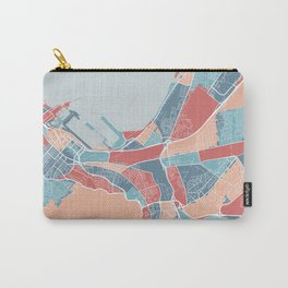 Cape Town map Carry-All Pouch