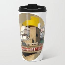 Hayward Gallery Collage Travel Mug