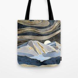Metallic Sky Tote Bag