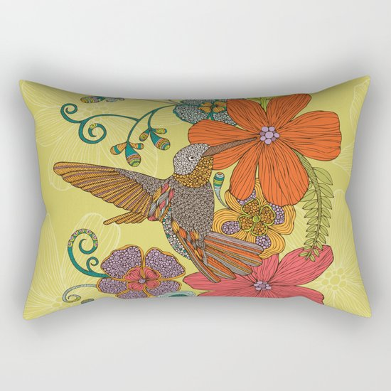 Humming Heaven Rectangular Pillow
