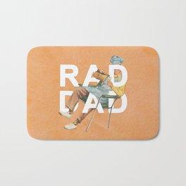 Rad Dad Bath Mat