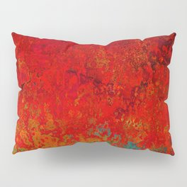 Figuratively Speaking, Abstract Art Pillow Sham