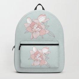 GARDENIA - Mint Backpack