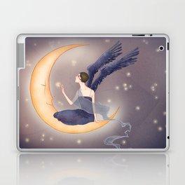 Midnight fairy Laptop & iPad Skin