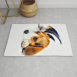 Beagle Bailey Rug